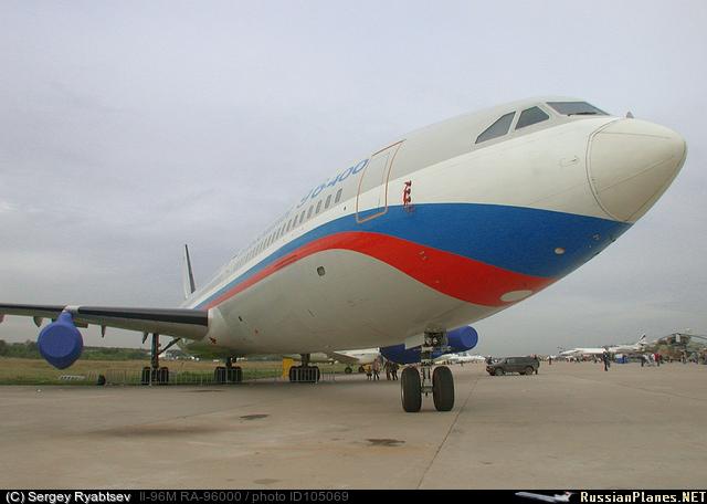 PhotoID: 105069.  КБ Ильюшина (Авиационный комплекс).