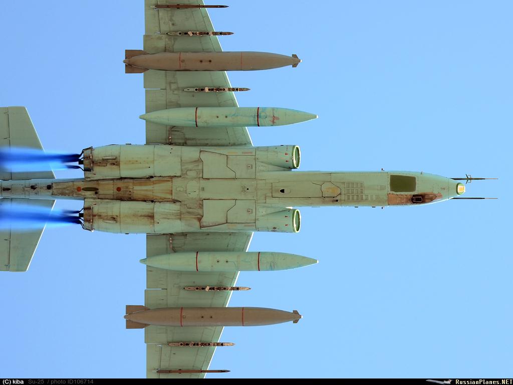 Su-25 (Frogfoot) 106714