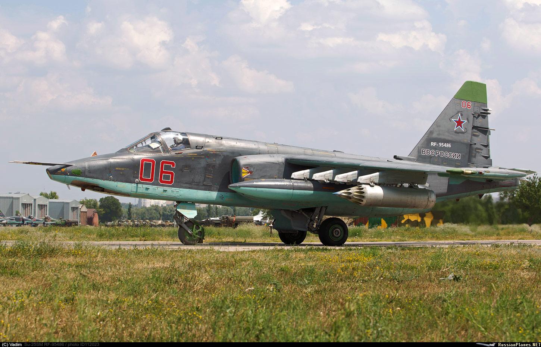 sukhoi 25 avion d'attaque  112023