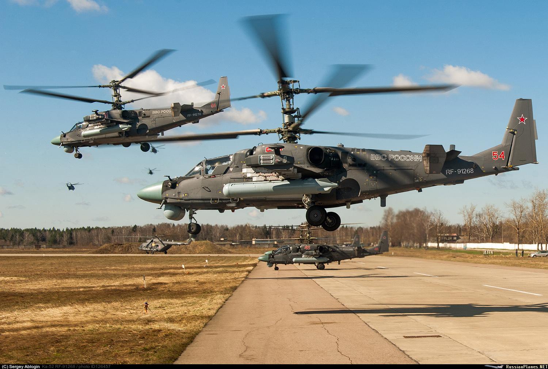 Kamov Ka-52 Alligator: el nuevo carro del infierno - Página 2 126457