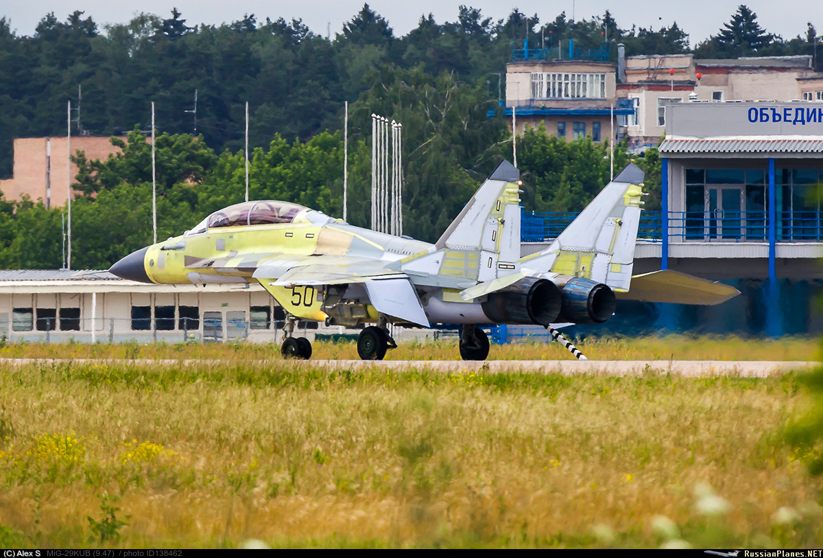MiG-29K: News and info - Page 3 138462