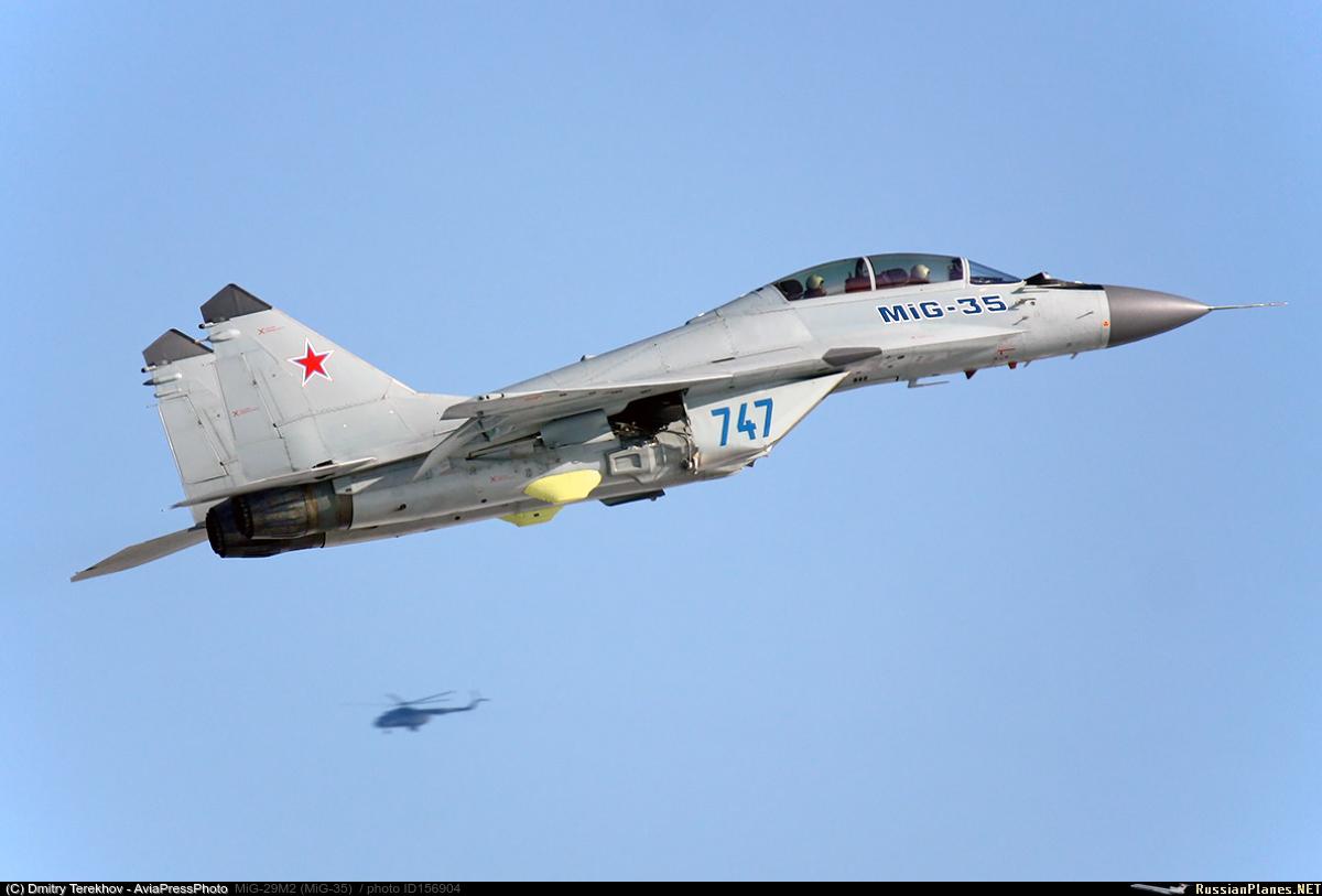 MIG-35 vs SU-35. Analisis para la AMB - Página 10 156904
