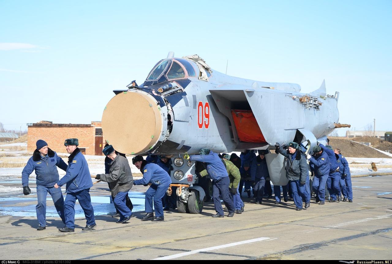 MiG-31BM Interceptor: News - Page 21 161392