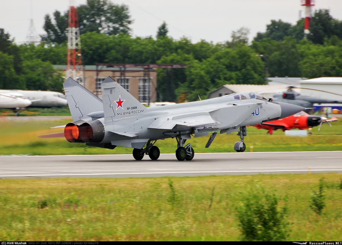 MiG-31BM Interceptor: News - Page 16 168278