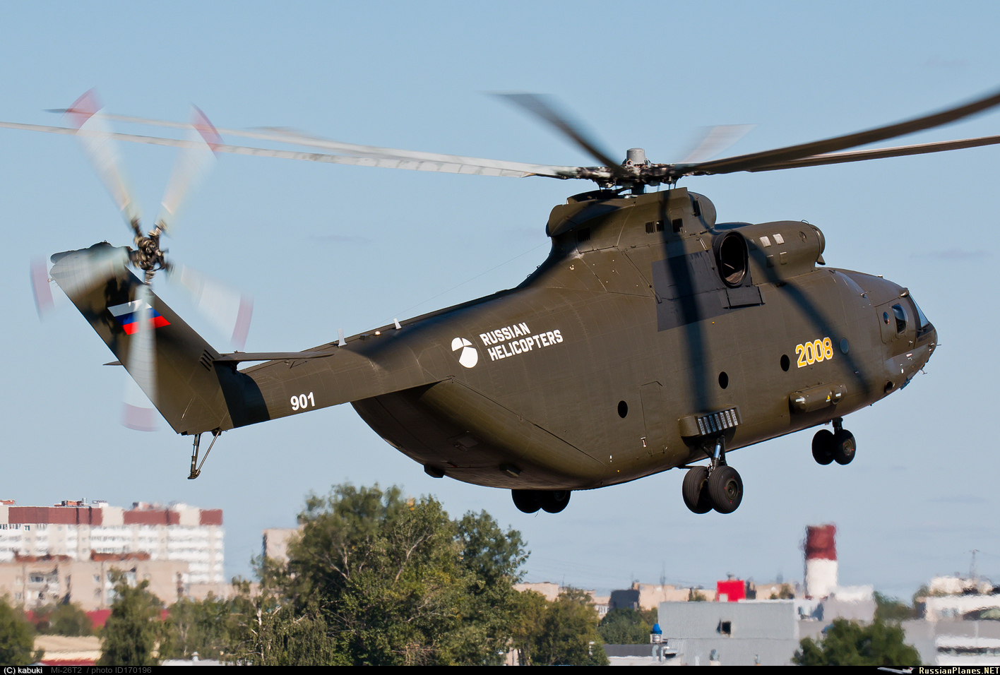 Mi-8/17, Μi-38, Mi-26: News - Page 10 170196