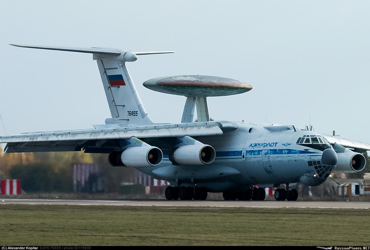 Вот кто-то с каспия вернулся..... Ил-976 :)
