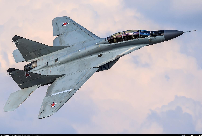 Подтвержден контракт с Египтом на истребители МиГ-29М/М2