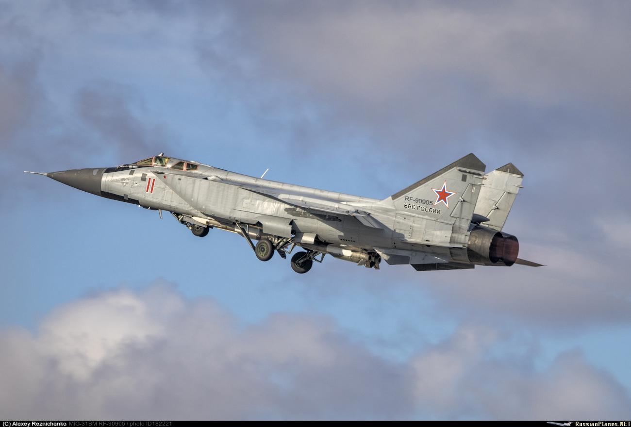 MiG-31BM Interceptor: News - Page 21 182221