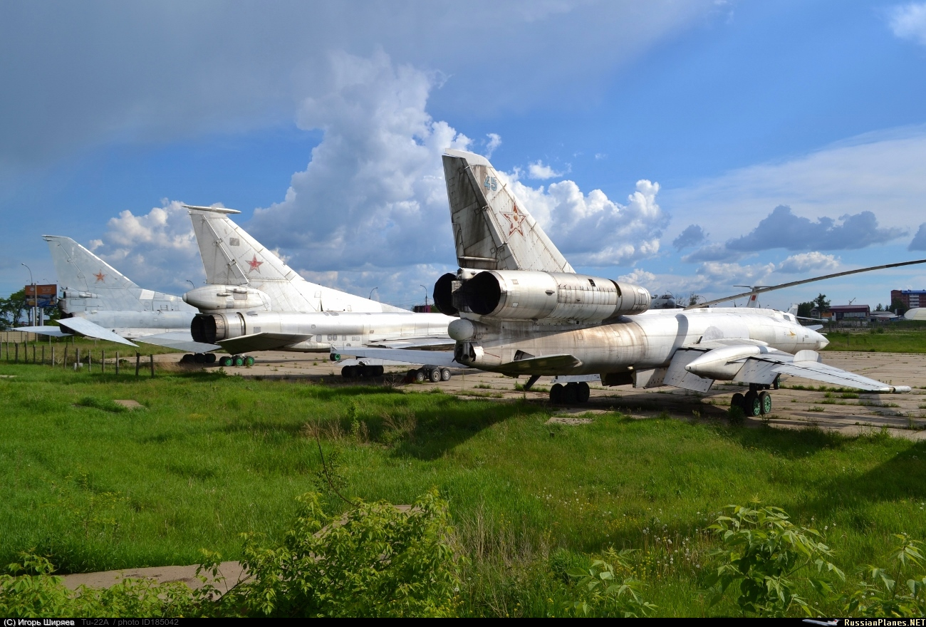 Tu-22M3: News - Page 15 185042