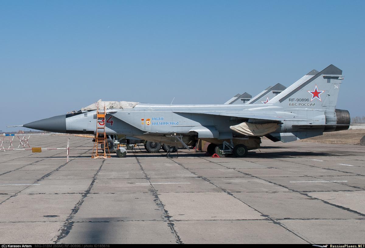 MiG-31BM Interceptor: News - Page 21 185616