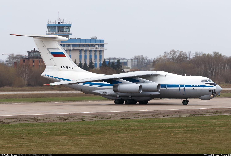 Первый контракт на серийную модернизацию военно-транспортных самолетов Ил-76МД до уровня Ил-76МД-М