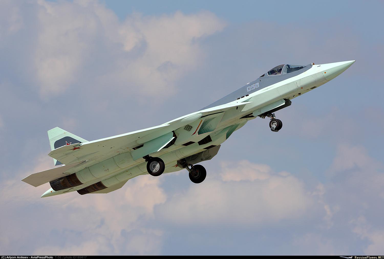 Новые снимки Т-50-6-2