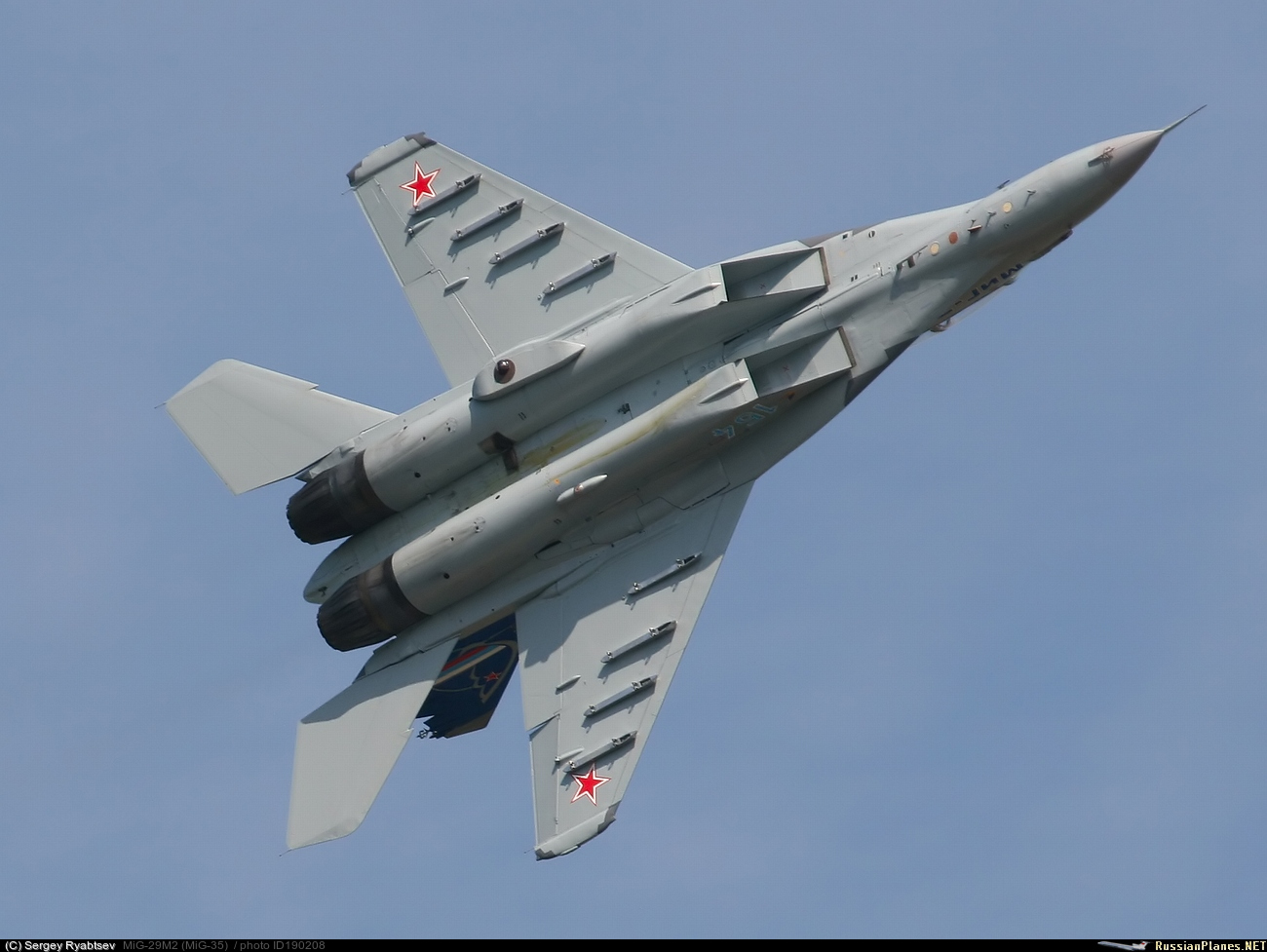 MiG-29/ΜiG-35 Fulcrum: News - Page 36 190208