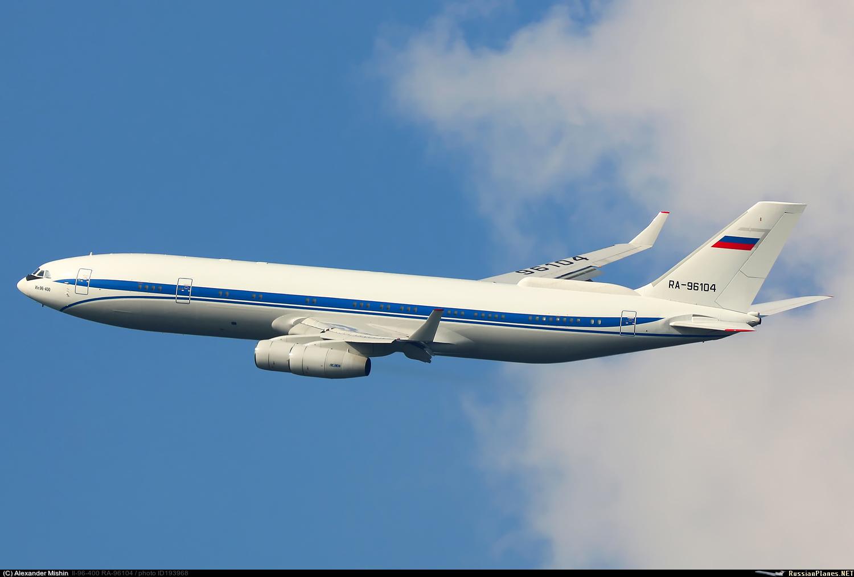 Программа самолета Ил-96-400М