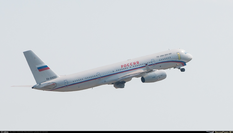 Первый новый Ту-204 за пять лет