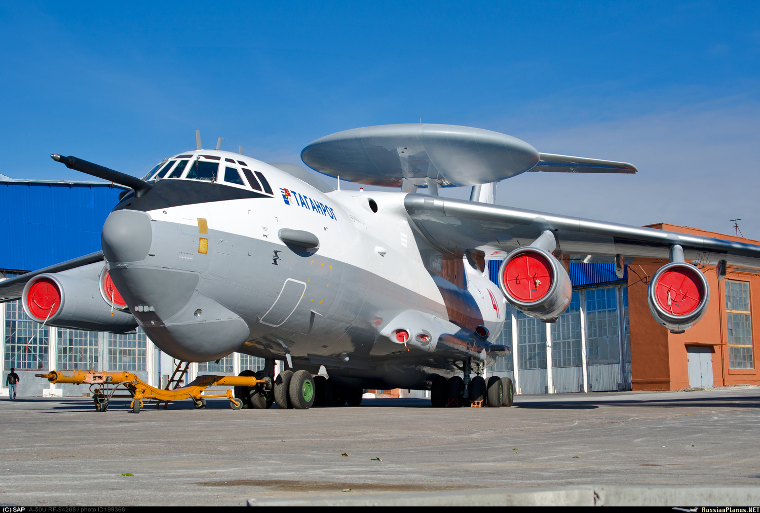 AWACS-Command & Control aircrafts of RuAF - Page 5 199366