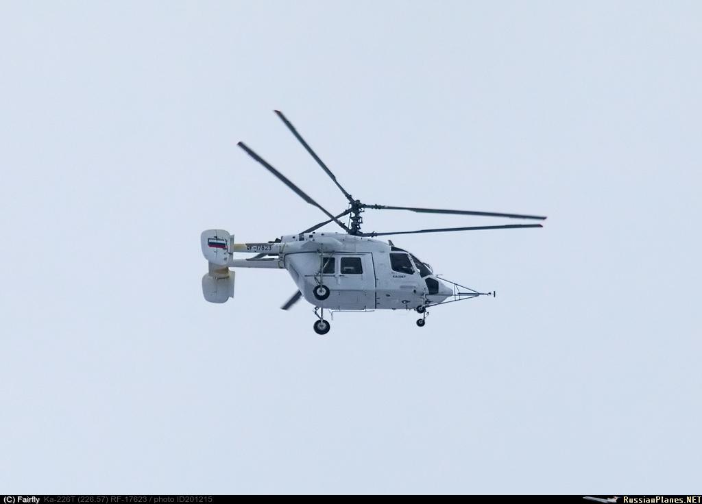 Планы организации производства вертолетов Ка-226Т в Улан-Удэ