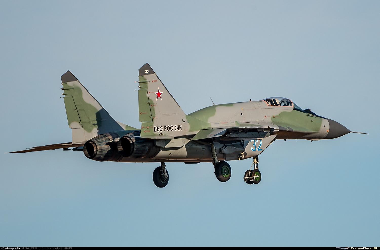 Аргентина планирует закупить более 15 истребителей МиГ-29