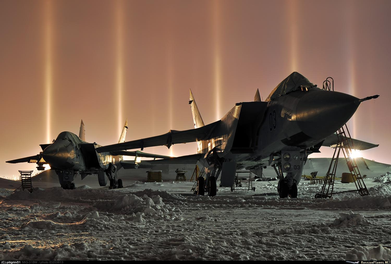 MiG-31BM/Κ Interceptor/Attack aircraft: News - Page 35 203813