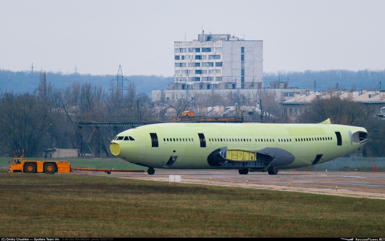 Перспективы производства самолетов Ил-96