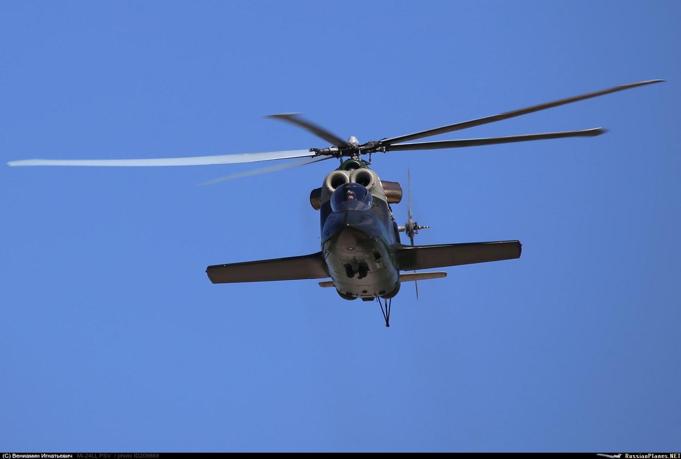 Контракт на формирование концепции скоростного боевого вертолета СБВ