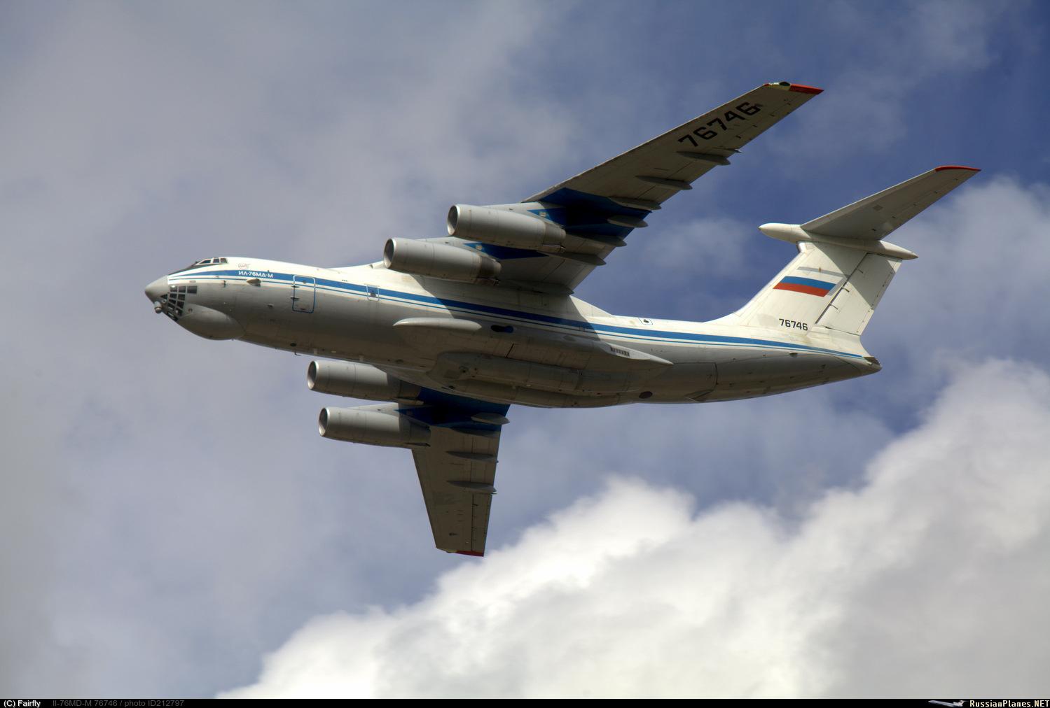 Russian Transport Aircraft fleet (VTA) - Page 8 212797