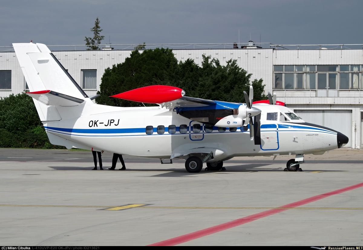 Поставки самолетов L-410 в Россию оживили чешскую компанию Aircraft Industries