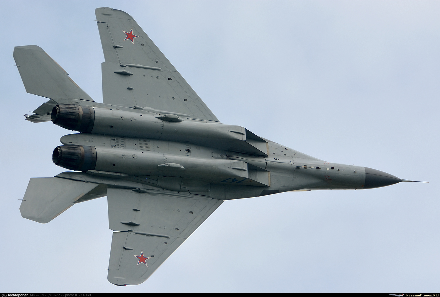 Prototype Mig 29 Images - Reverse Search