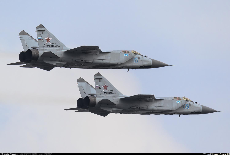 MiG-31BM Interceptor: News - Page 21 214157