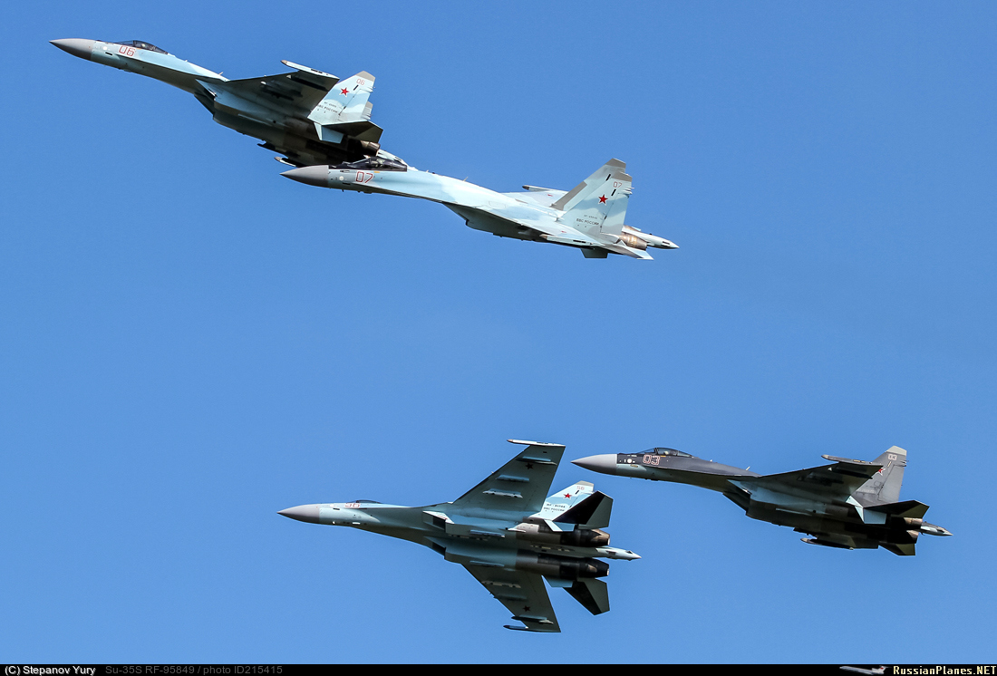 Индонезия закупает 11 истребителей Су-35 за 1,14 миллиарда долларов