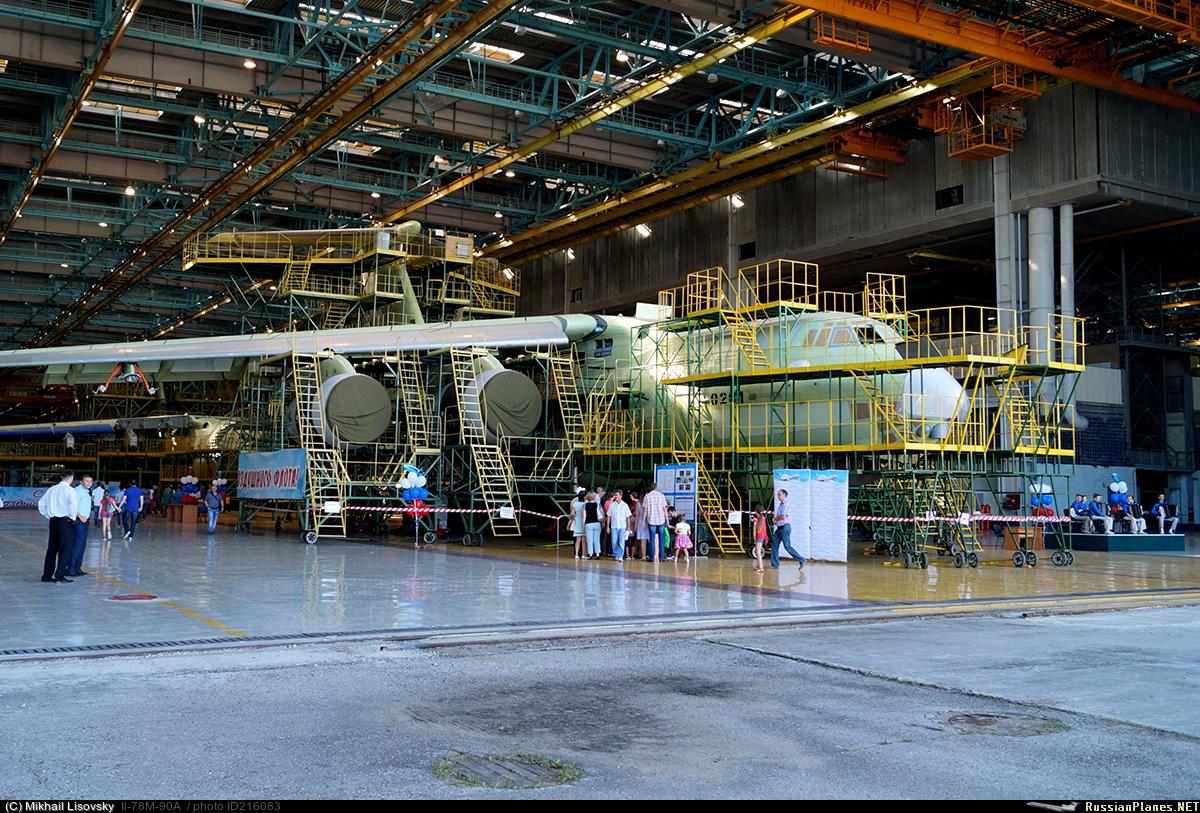 Russian Transport Aircraft fleet (VTA) - Page 8 216083