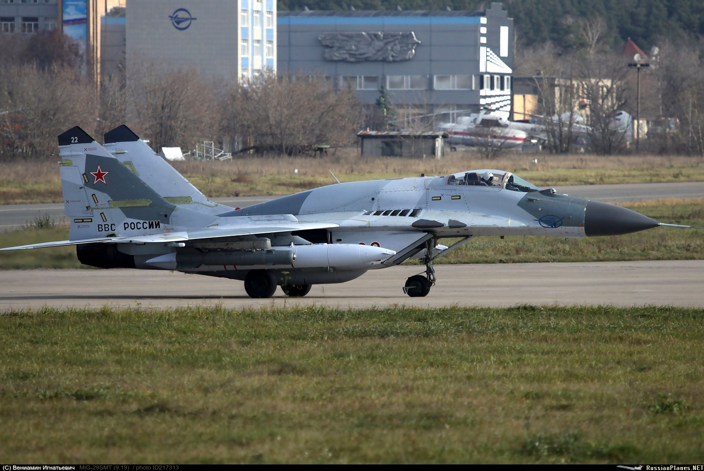 MiG-29/ΜiG-35 Fulcrum: News - Page 35 217313