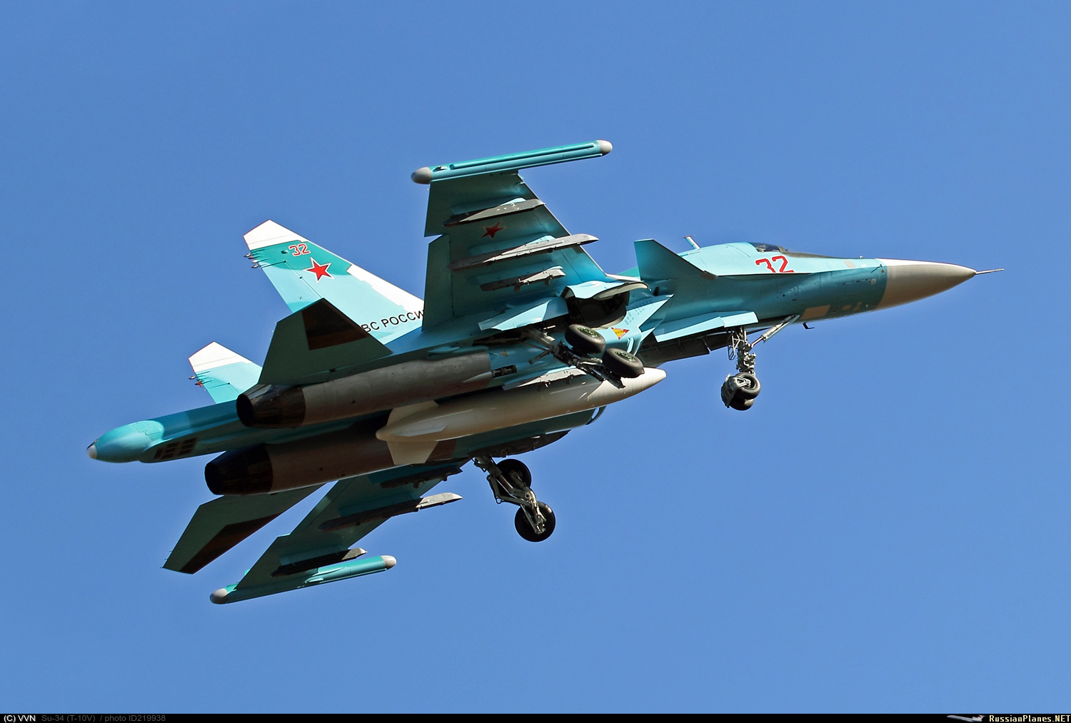 Su-34 Tactical Bomber: News - Page 25 219938