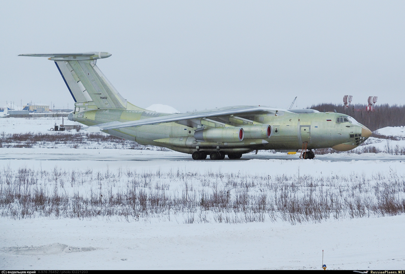 IL-76 Special-Mission Modifications 221203