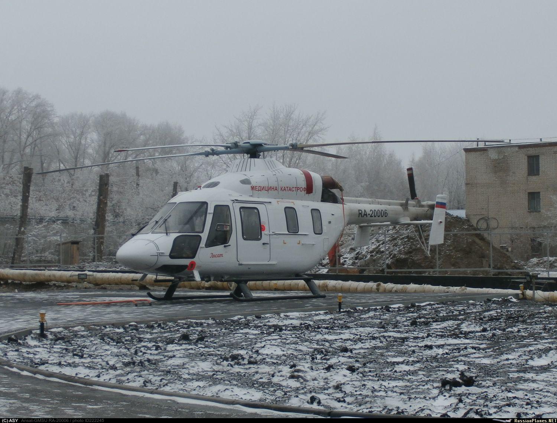ГТЛК подписала контракты на закупку еще 31 медицинского вертолета