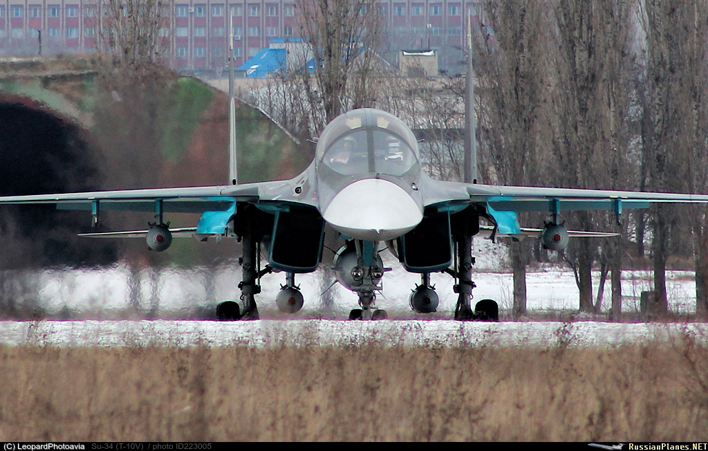Su-34 Tactical Bomber: News - Page 26 223005