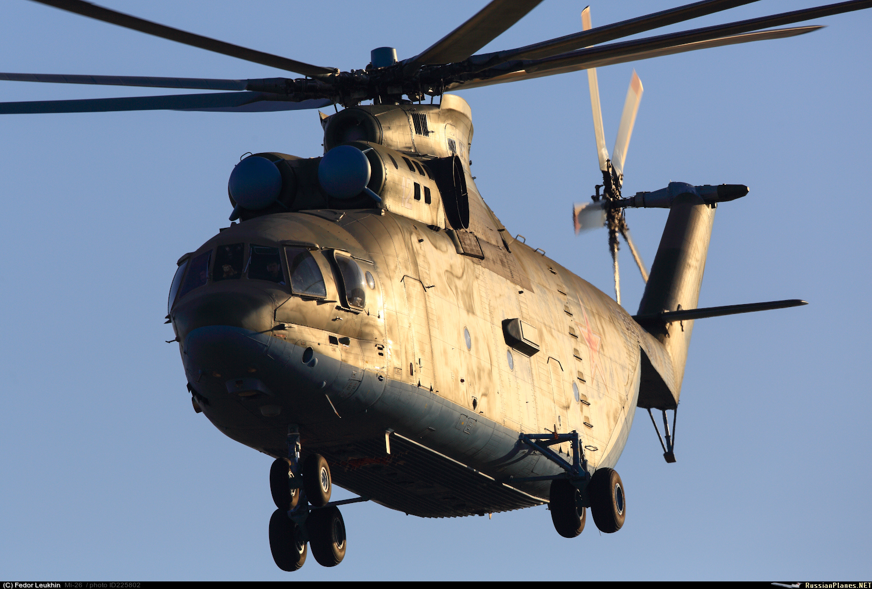 Разработка нового двигателя ПД-12В для вертолета Ми-26
