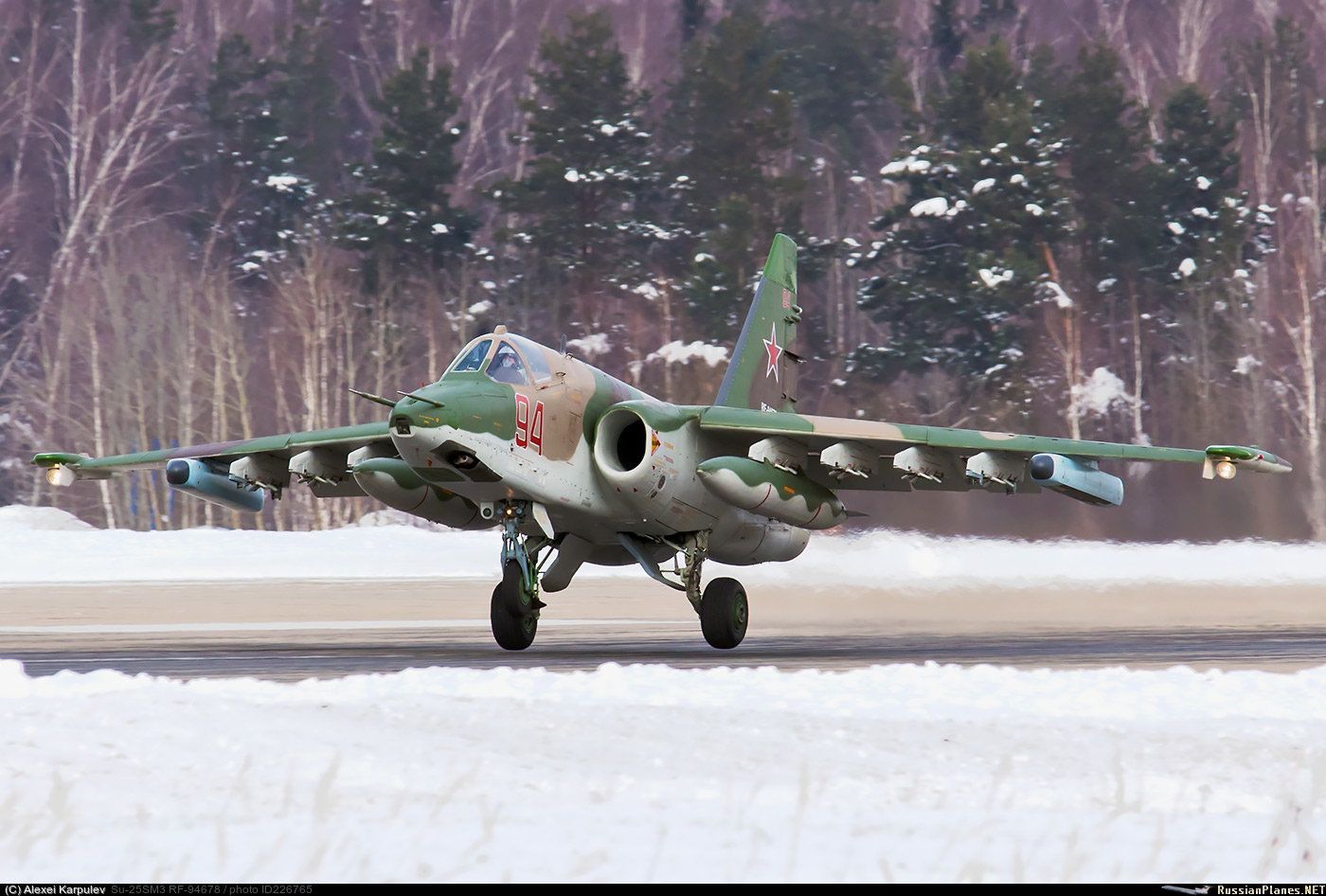 Su-25SM numbers - Page 13 226765