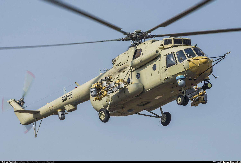 تحديث جديد لمروحيات الجزائرية [ Mi-171 ]  227980