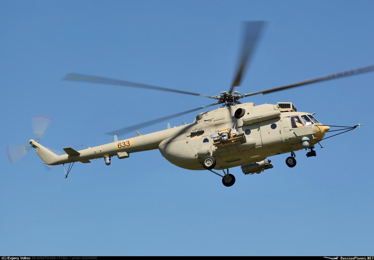 تحديث جديد لمروحيات الجزائرية [ Mi-171 ]  229868