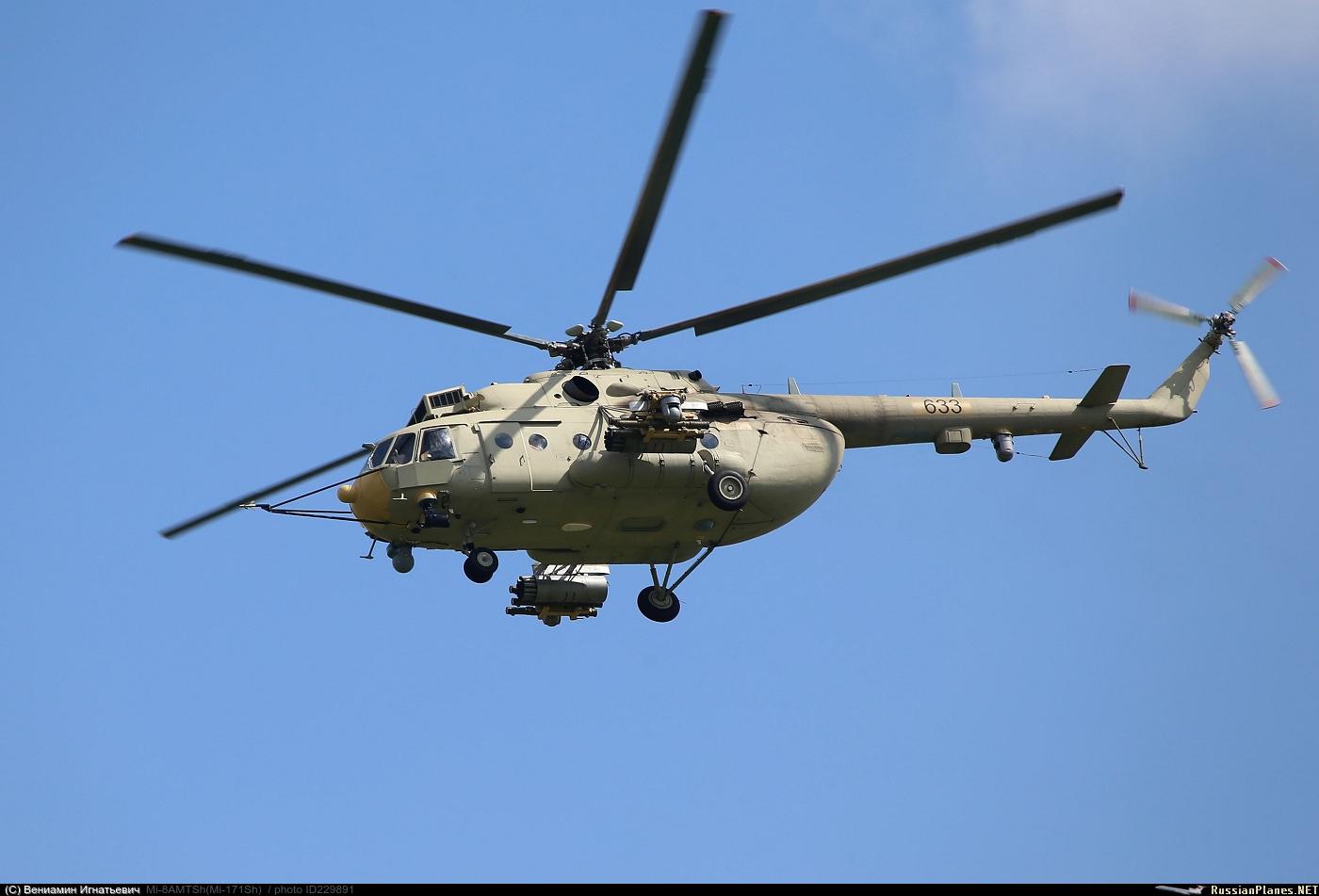 تحديث جديد لمروحيات الجزائرية [ Mi-171 ]  229891