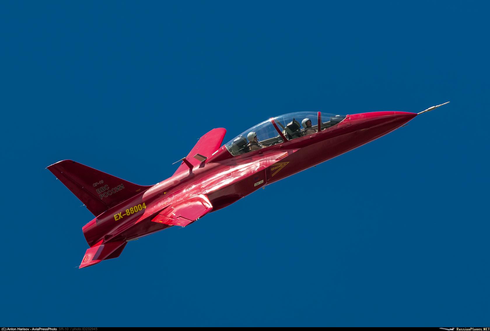 Работы по учебно-тренировочному самолету СР-10 приостановлены
