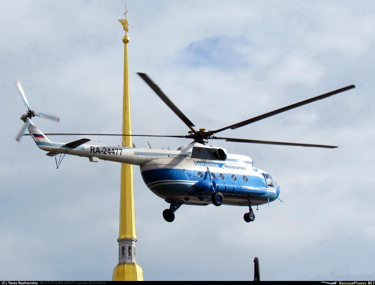 Сердюков предлагает программу утилизации для обновления вертолетного парка в России