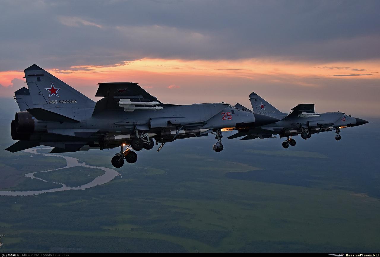 MiG-31BM Interceptor: News - Page 24 240866