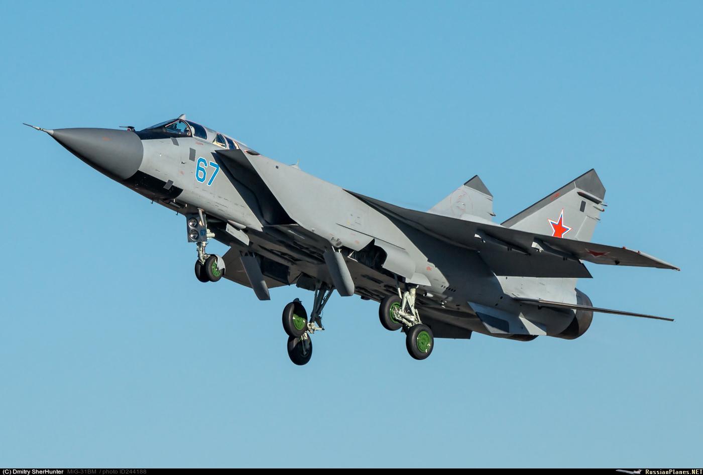 MiG-31BM Interceptor: News - Page 26 244188