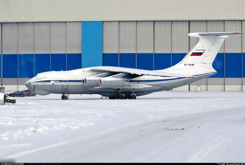 Russian Transport Aircraft fleet (VTA) - Page 13 244220
