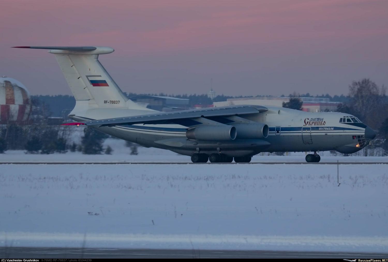 Russian Transport Aircraft fleet (VTA) - Page 13 244239