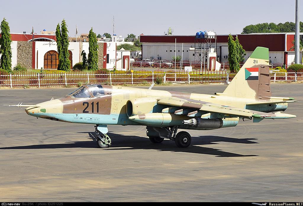 Armée Soudanaise / Sudanese Armed Forces ( SAF ) - Page 5 251225