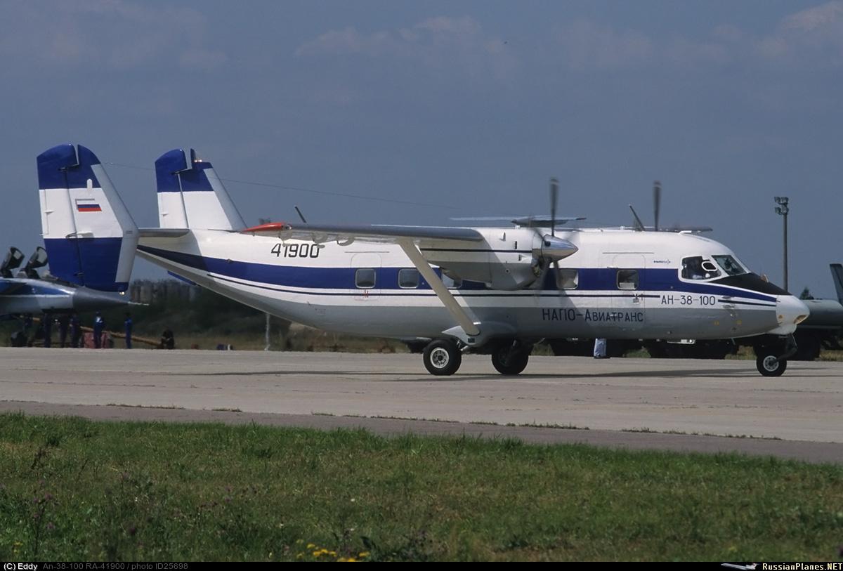 Antonov no Brasil: Asas fixas para o Exército