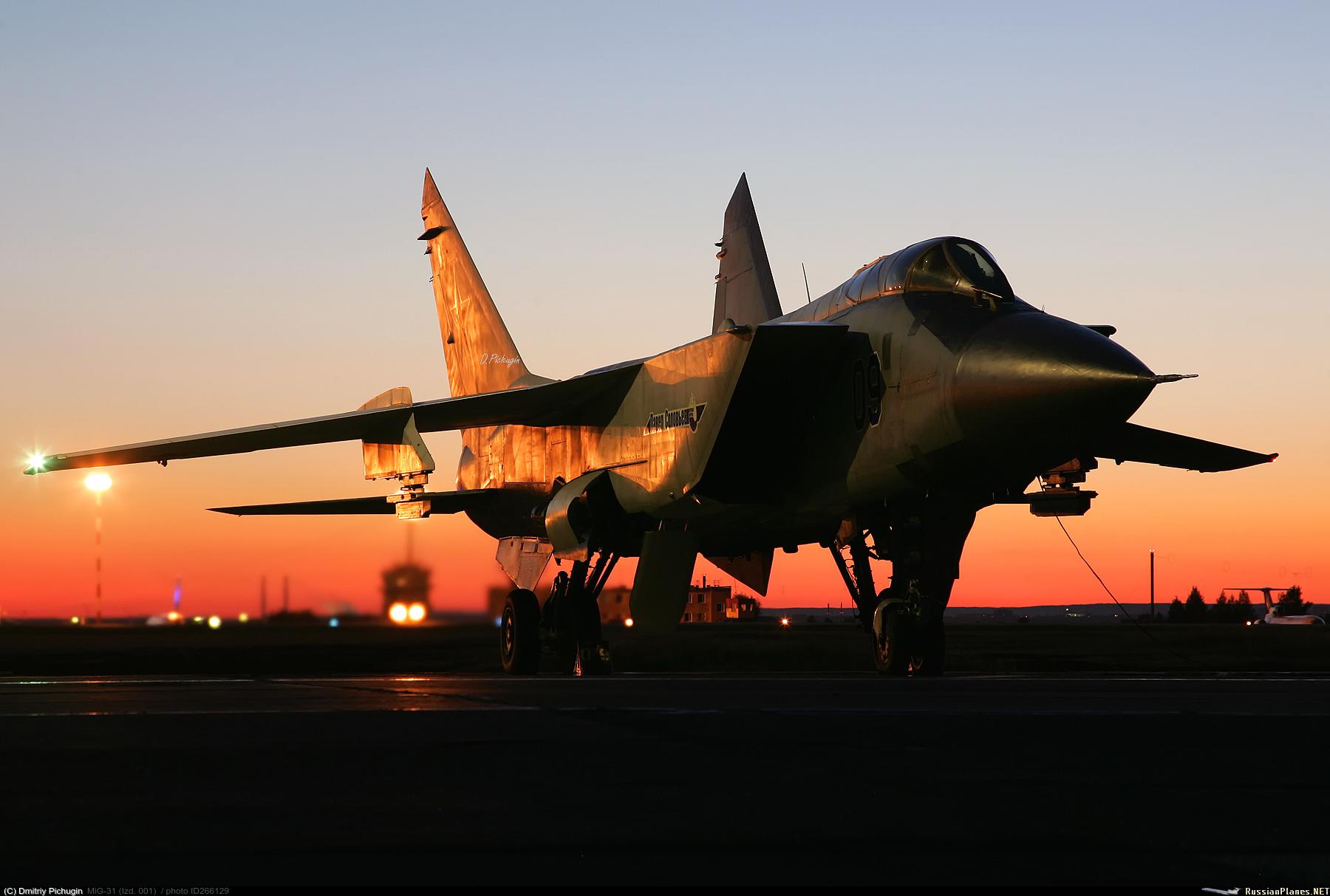 MiG-31BM/Κ Interceptor/Attack aircraft: News - Page 35 266129